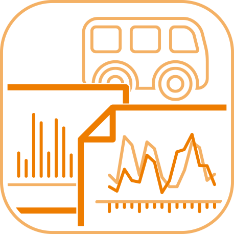 tracciatura servizio trasporto pubblico
